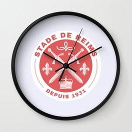 Stade de Reims Wall Clock