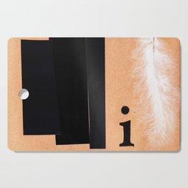 Shades of black Cutting Board