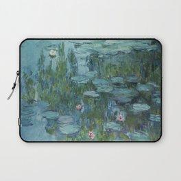 Water Lilies 2 Laptop Sleeve