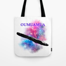 OUMUAMUA - first interstellar object Tote Bag