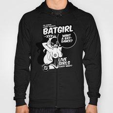 Ladies of DC - Batgirl Hoody