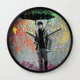 Art Storm Wall Clock