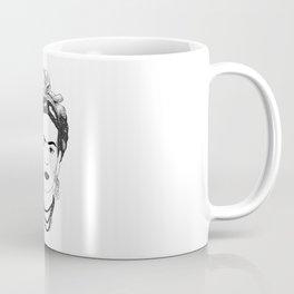 Spacey Frida Coffee Mug
