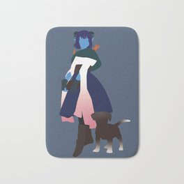 Jester - Critical Role Bath Mat