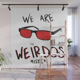 Weirdos Wall Mural