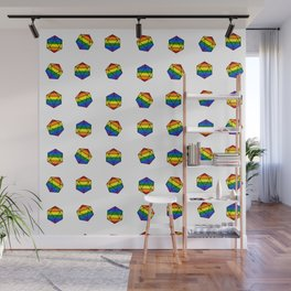 Roll For Gay Wall Mural