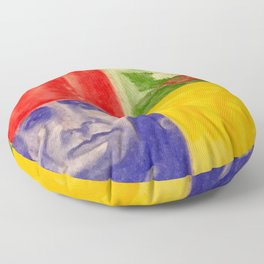 When All Else Fails Floor Pillow