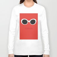 kurt cobain Long Sleeve T-shirts featuring Cobain, Kurt by Balansaaaaaaaa