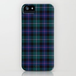 Holiday Tartan Plaid iPhone Case