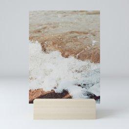 Shore Break Mini Art Print
