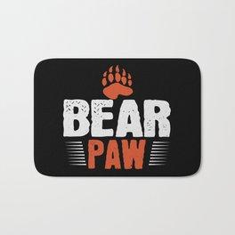 Bear - Bear Paw Bath Mat