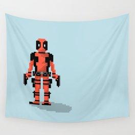 Pixelpool Wall Tapestry