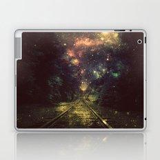 Train Tracks Laptop & iPad Skin