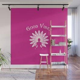 Yoga vibes Wall Mural