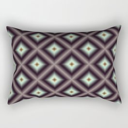 Starry Tiles in atBMAP 00 Rectangular Pillow