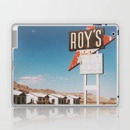 Roy's Retro Motel Laptop & iPad Skin