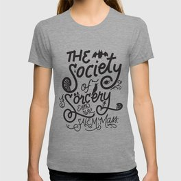 The Society of Sorcery T-shirt
