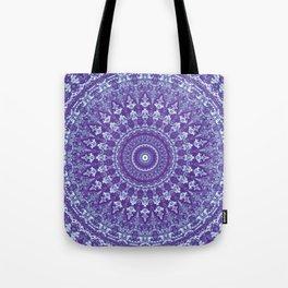 Ornate mandala Tote Bag