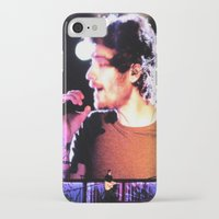 zayn malik iPhone & iPod Cases featuring Zayn Malik by Brittny May