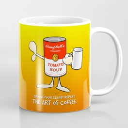 Tomato soup mug (Orange) Coffee Mug
