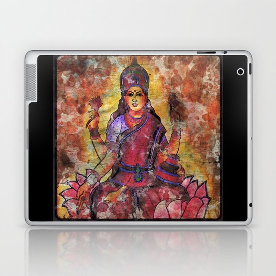 Lakshmi Laptop & iPad Skin