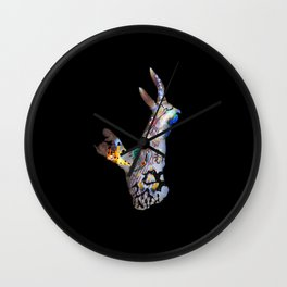 Nudi God Wall Clock