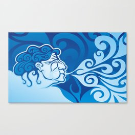 Aeolus Canvas Print