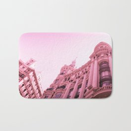 Pink Madrid Bath Mat
