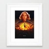 nausicaa Framed Art Prints featuring NausicaA by ImmarArt