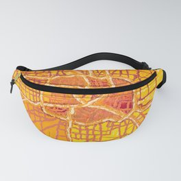 Houston Map Fanny Pack