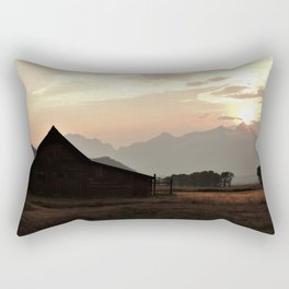 Spirit of the West Rectangular Pillow