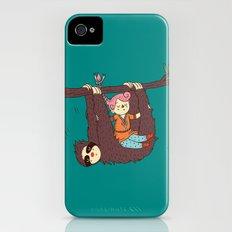 Sloth Swing iPhone (4, 4s) Slim Case