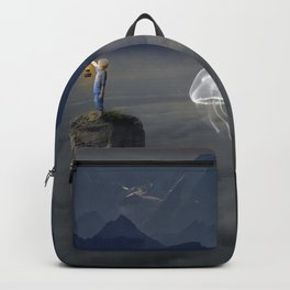 Jelly Fish Valley Backpack