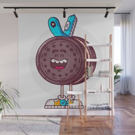 Oreo Cookies Wall Mural