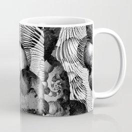 STRANDED/An Abstract Coffee Mug