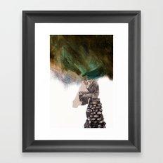 The Rut Framed Art Print