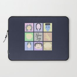 The Addams Family  Laptop Sleeve