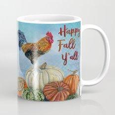 Happy Fall Y'all Mug