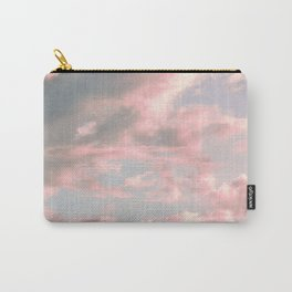Delicate Sky Carry-All Pouch