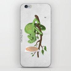 Can't See It Myself iPhone & iPod Skin