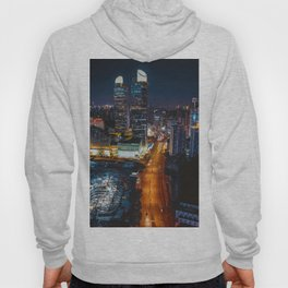 City Lights Downtown (Color) Hoody