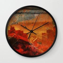 Derry Air Wall Clock