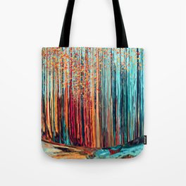 The Coming of Fall Tote Bag