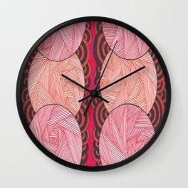 Molecular 3 Wall Clock