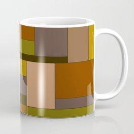 Mondrian #6 Coffee Mug