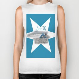 Sea Shore Biker Tank