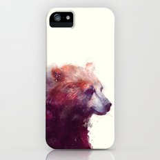 Bear // Calm iPhone (5, 5s) Slim Case