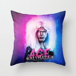 Ace Balthazar  Throw Pillow