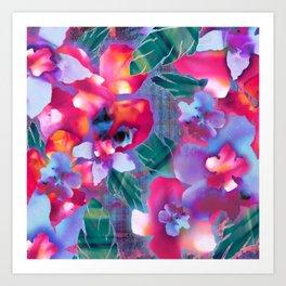 Tropicallista Art Print