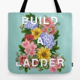 #BuildALadder Tote Bag